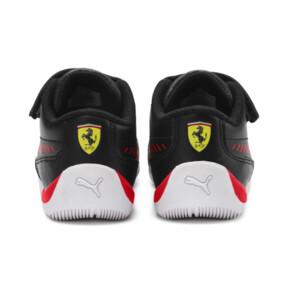 Imagen en miniatura 3 de Zapatillas de bebé Ferrari Drift Cat 7S Ultra, Puma Black-Rosso Corsa, mediana