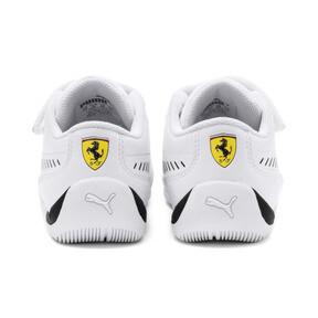 Thumbnail 3 of Scuderia Ferrari Drift Cat 7S Ultra Shoes INF, Puma White-Puma Black, medium