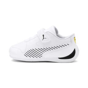 Thumbnail 1 of Scuderia Ferrari Drift Cat 7S Ultra Shoes INF, Puma White-Puma Black, medium
