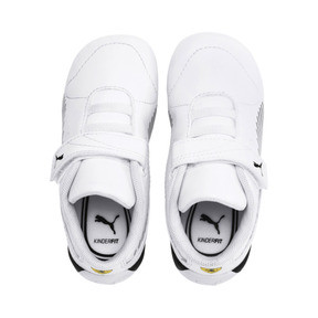 Thumbnail 6 of Ferrari Drift Cat 7S Ultra Babies' Trainers, Puma White-Puma Black, medium