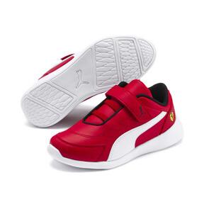 Imagen en miniatura 2 de Zapatillas de niño Kart Cat III Ferrari, Rosso Corsa-Puma White, mediana
