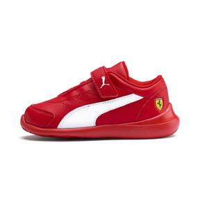 Scuderia Ferrari Kart Cat III Toddler Shoes