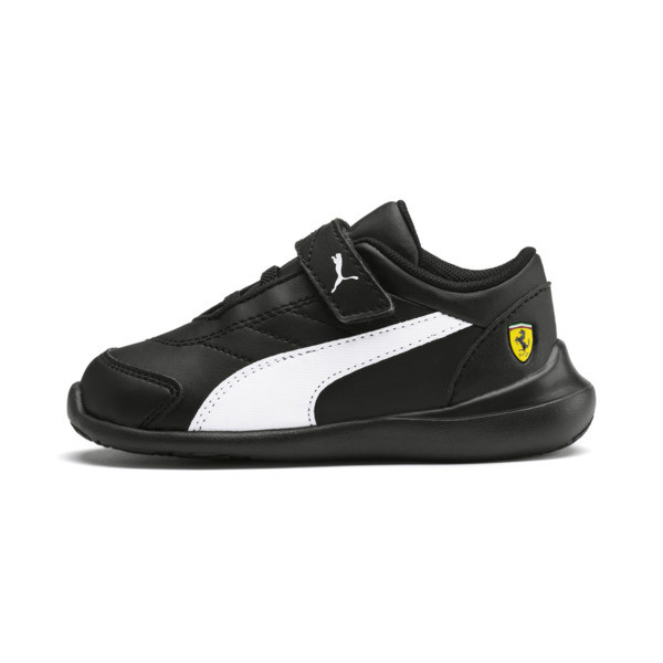 Scuderia Ferrari Kart Cat III Toddler Shoes