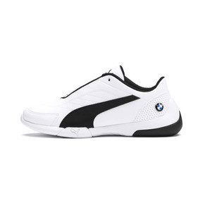 Thumbnail 1 of BMW M Motorsport Kart Cat III JR, Puma White-Puma Black, medium