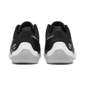 Miniatura 4 de Zapatos deportivos BMW MMS Kart Cat III para JR, Puma Black-Gray Violet, mediano