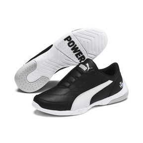 Miniatura 2 de Zapatos deportivos BMW MMS Kart Cat III para JR, Puma Black-Gray Violet, mediano