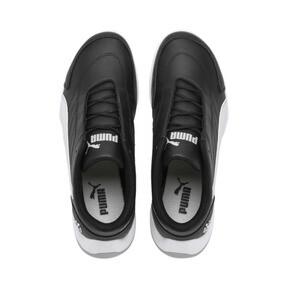 Miniatura 6 de Zapatos deportivos BMW MMS Kart Cat III para JR, Puma Black-Gray Violet, mediano