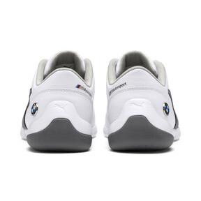 Miniatura 4 de Zapatos deportivos BMW MMS Kart Cat III para JR, Puma White-Smoked Pearl, mediano