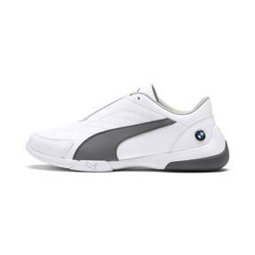 Miniatura 1 de Zapatos deportivos BMW MMS Kart Cat III para JR, Puma White-Smoked Pearl, mediano