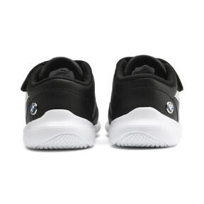 Thumbnail 3 of BMW M Motorsport Kart Cat III Toddler Shoes, Puma Black-Gray Violet, medium