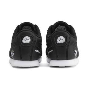 Miniatura 3 de Zapatos BMW M Motorsport Roma para bebé, Puma Black-Puma Black, mediano
