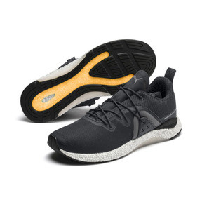 Anteprima 2 di Porsche Design Hybrid Runner Men's Trainers, Jet Black-Smoked Pearl, medio