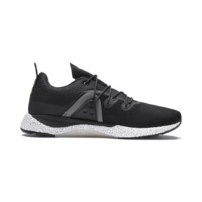 Anteprima 5 di Porsche Design Hybrid Runner Men's Trainers, Jet Black-Smoked Pearl, medio