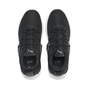 Anteprima 6 di Porsche Design Hybrid Runner Men's Trainers, Jet Black-Smoked Pearl, medio