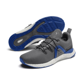 Thumbnail 2 of Porsche Design Hybrid Runner Men's Trainers, SmokedPearl-SurfTheWeb-Smoke, medium