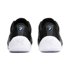 Thumbnail 3 of BMW MMS Drift Cat 7S Ultra Shoes JR, Puma Black-Puma Black, medium