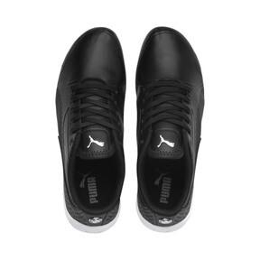 Thumbnail 6 of BMW MMS Drift Cat 7S Ultra Shoes JR, Puma Black-Puma Black, medium