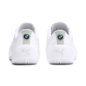 Thumbnail 3 of BMW M Motorsport Drift Cat 7S Ultra Youth Sneaker, Puma White-Puma White, medium