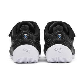 Thumbnail 3 of BMW M Motorsport Drift Cat 7S Ultra Kids' Trainers, Puma Black-Puma Black, medium