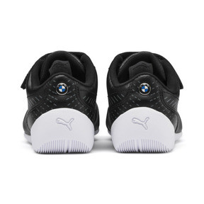 Thumbnail 3 of BMW MMS Drift Cat 7S Ultra Little Kids' Shoes, Puma Black-Puma Black, medium