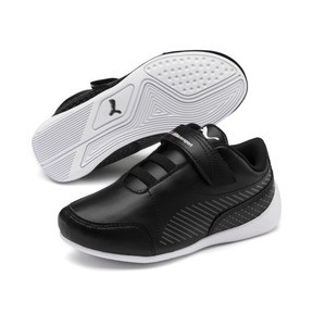 Thumbnail 2 of BMW M Motorsport Drift Cat 7S Ultra Kids' Trainers, Puma Black-Puma Black, medium