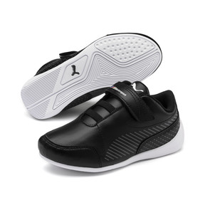 Thumbnail 2 of BMW MMS Drift Cat 7S Ultra Little Kids' Shoes, Puma Black-Puma Black, medium