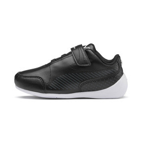 Thumbnail 1 of BMW M Motorsport Drift Cat 7S Ultra Kids' Trainers, Puma Black-Puma Black, medium