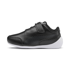 Thumbnail 1 of BMW MMS Drift Cat 7S Ultra Little Kids' Shoes, Puma Black-Puma Black, medium