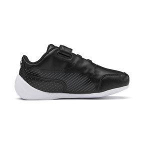 Thumbnail 5 of BMW M Motorsport Drift Cat 7S Ultra Kids' Trainers, Puma Black-Puma Black, medium