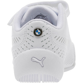 Thumbnail 4 of BMW MMS Drift Cat 7S Ultra Shoes PS, Puma White-Puma White, medium