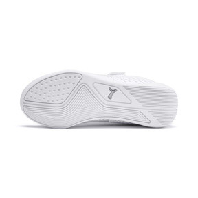 Thumbnail 4 of BMW M Motorsport Drift Cat 7S Ultra Kids' Trainers, Puma White-Puma White, medium