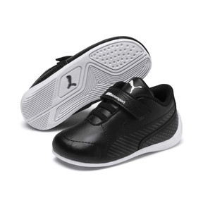 Thumbnail 1 of BMW MMS Drift Cat 7S Shoes INF, Puma Black-Puma Black, medium