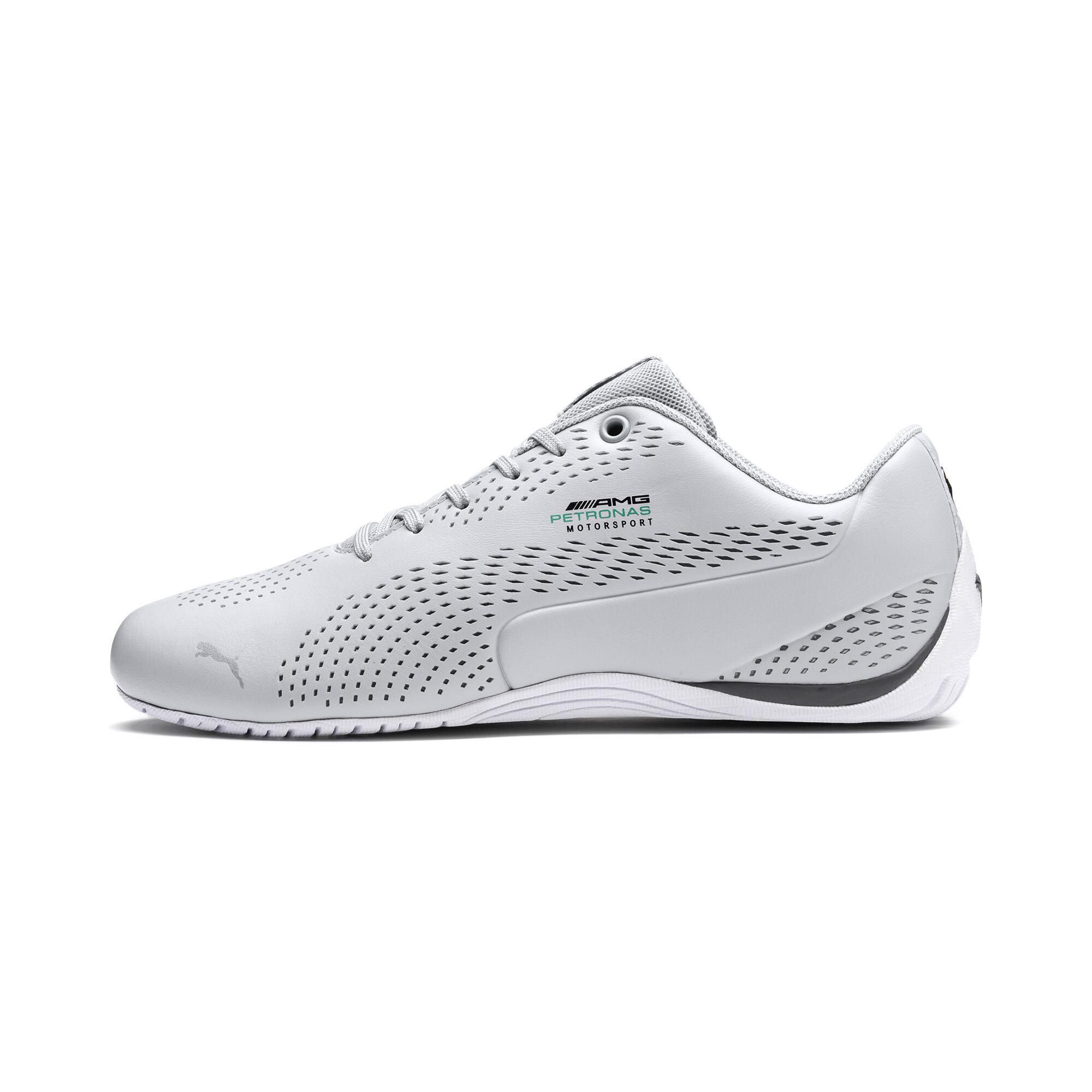 PUMA-Mercedes-AMG-Petronas-Drift-Cat-5-Ultra-II-Sneaker-Unisex-Schuhe-Neu Indexbild 4