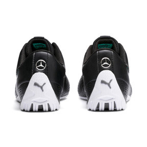 Thumbnail 3 of Mercedes AMG Petronas Drift Cat 5 Ultra II Shoes, Puma Black-Spectra Green, medium