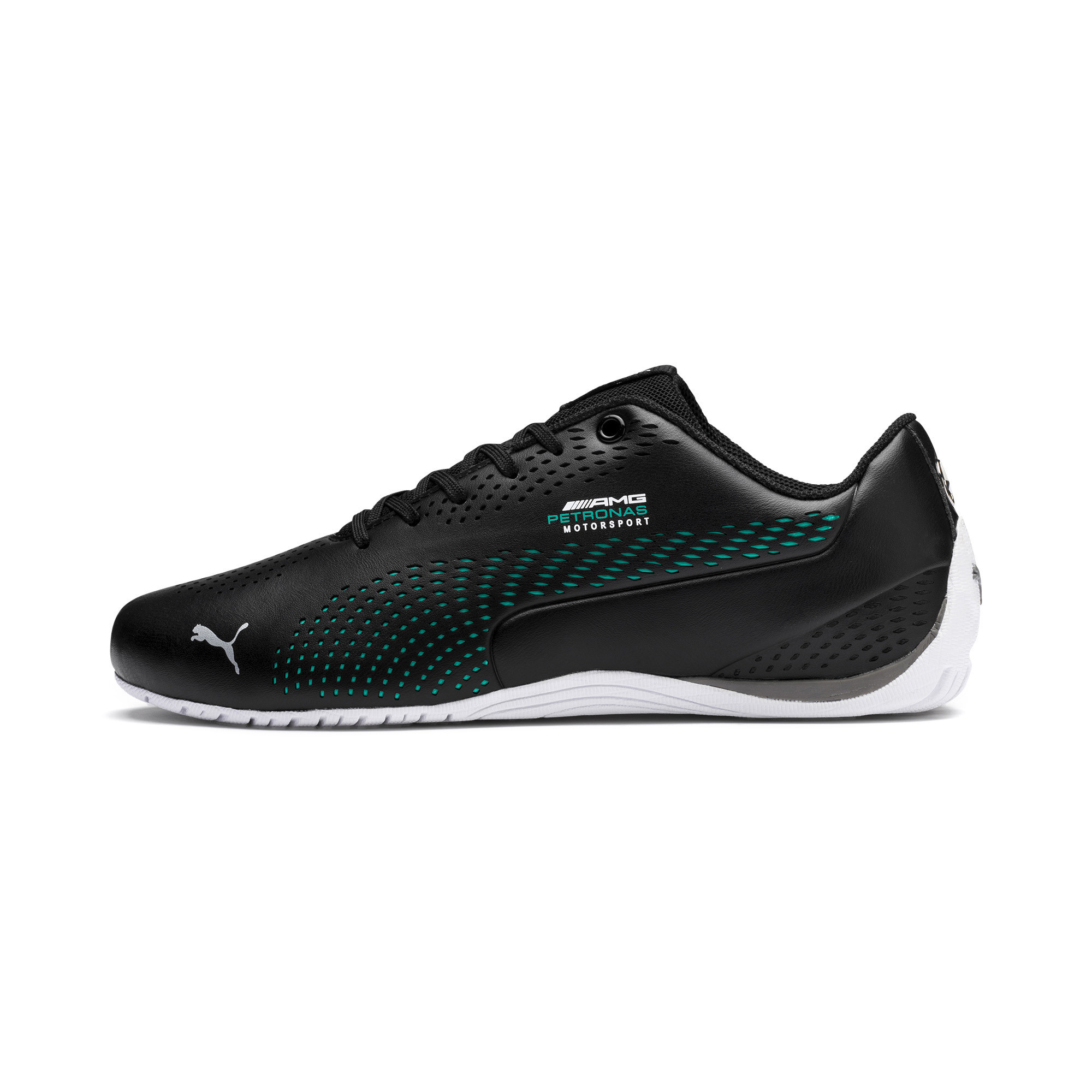 PUMA-Mercedes-AMG-Petronas-Drift-Cat-5-Ultra-II-Sneaker-Unisex-Schuhe-Neu Indexbild 9