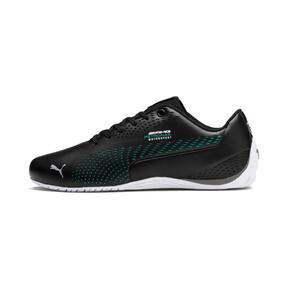 Thumbnail 1 of Mercedes AMG Petronas Drift Cat 5 Ultra II Shoes, Puma Black-Spectra Green, medium