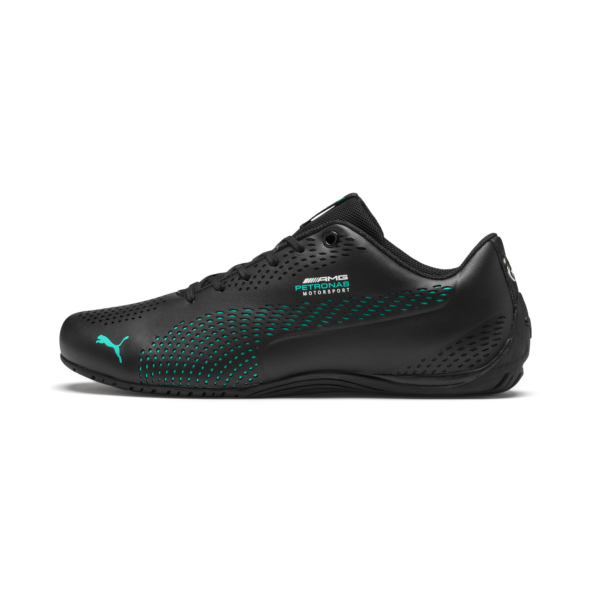 PUMA-Mercedes-AMG-Petronas-Drift-Cat-5-Ultra-II-Sneaker-Unisex-Schuhe-Neu Indexbild 14