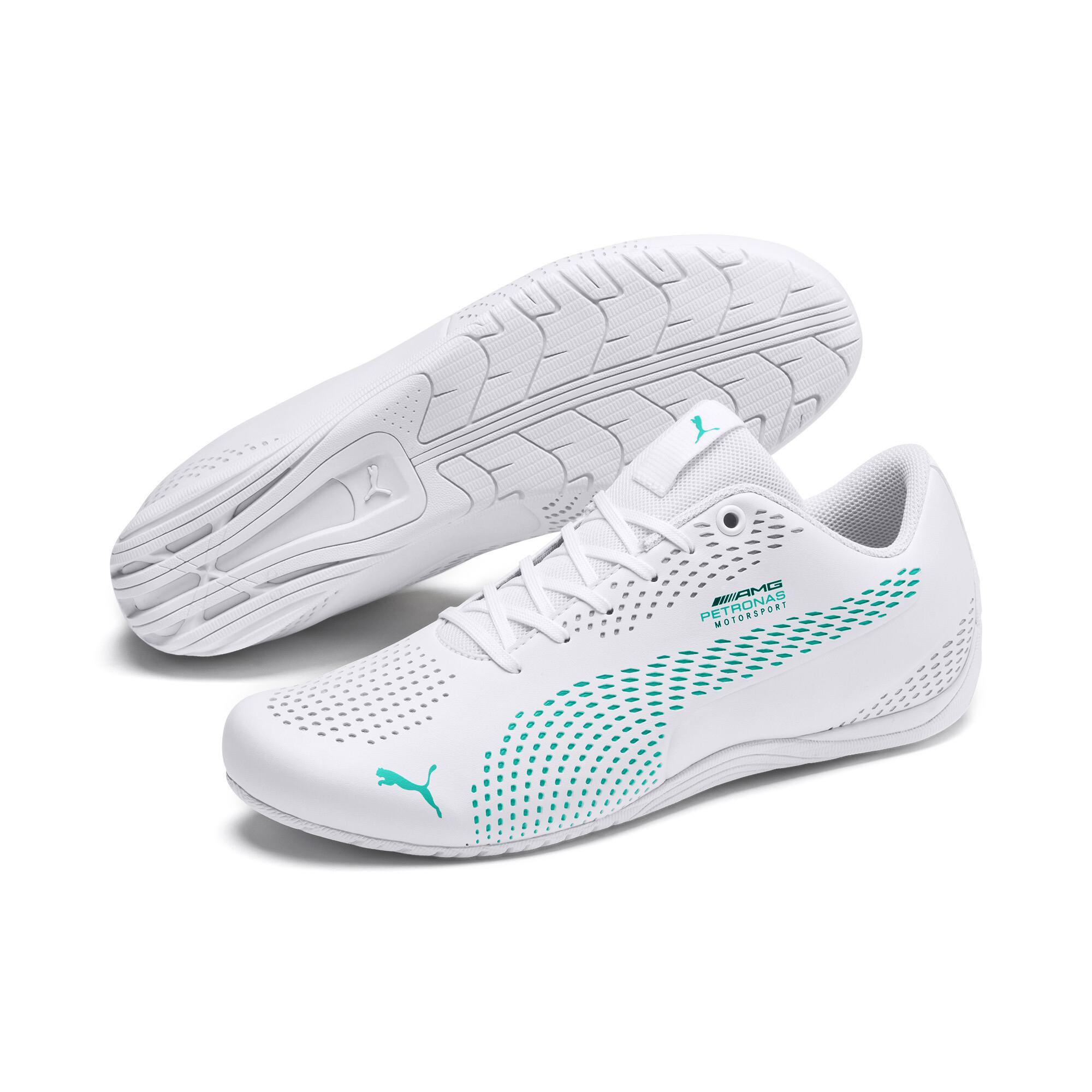 Details zu Mercedes AMG Puma Sneaker Schuhe Sportschuhe Weis