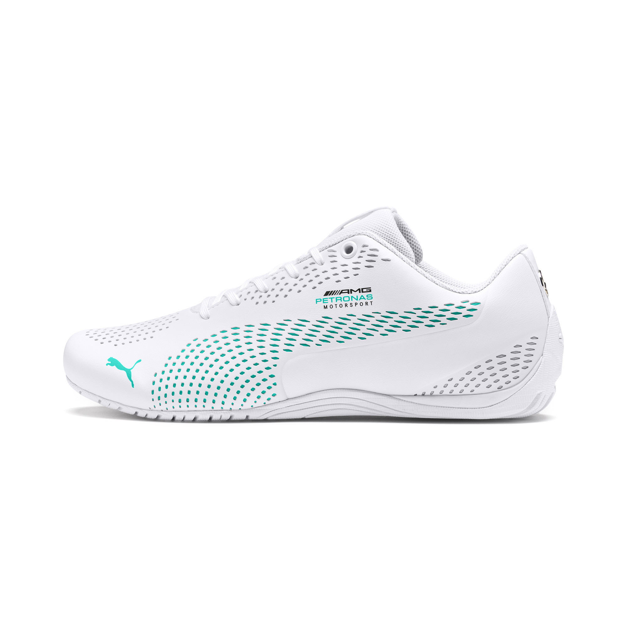 PUMA-Mercedes-AMG-Petronas-Drift-Cat-5-Ultra-II-Sneaker-Unisex-Schuhe-Neu Indexbild 19