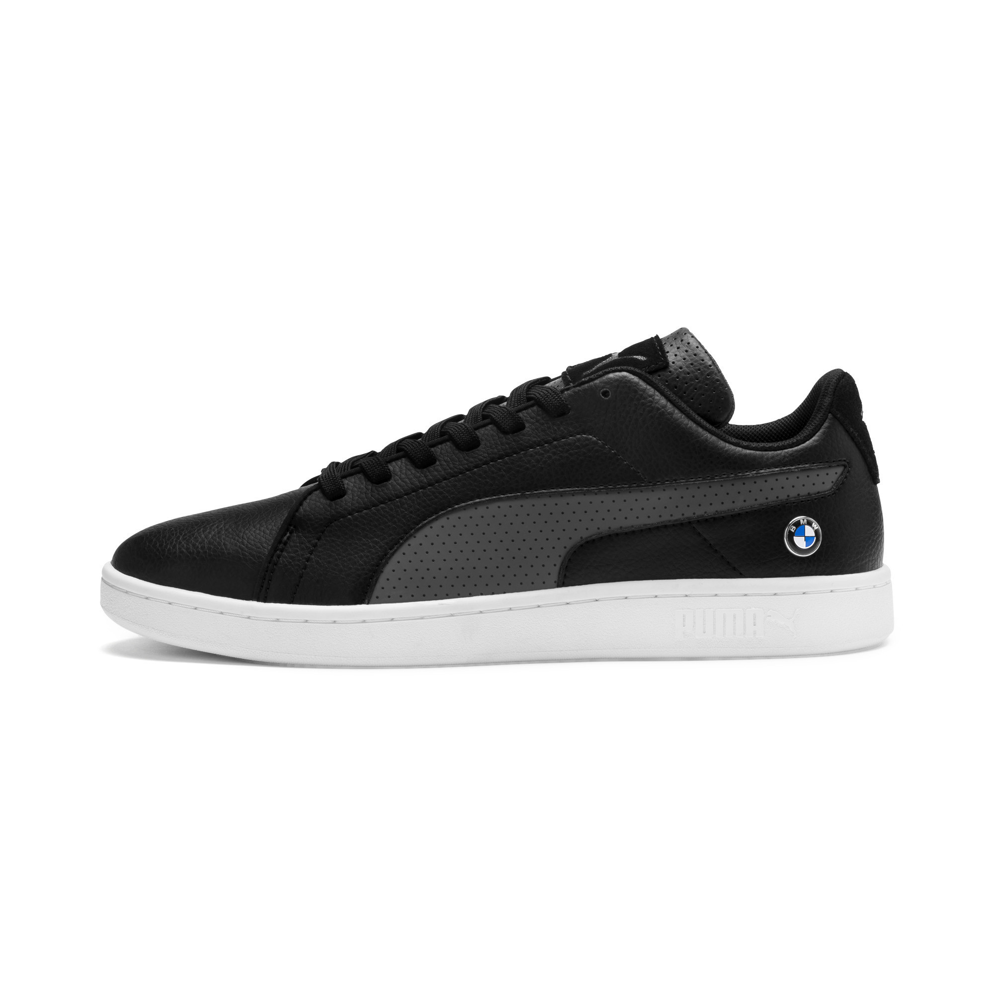 PUMA-BMW-M-Motorsport-Smash-v2-Men-039-s-Sneakers-Men-Shoe-Auto miniatura 9