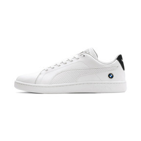 Thumbnail 1 of BMW M Motorsport Smash v2 Sneakers, Puma White-Puma White, medium