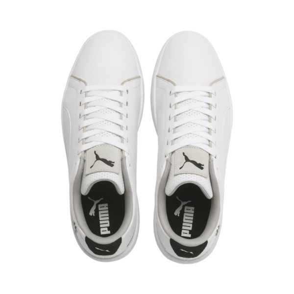 BMW M Motorsport Smash v2 Sneakers, Puma White-Puma White, large