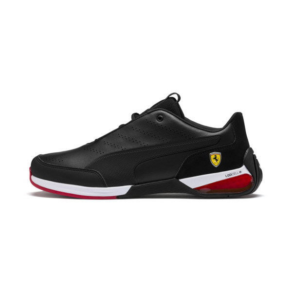 Zapatos de entrenamiento Scuderia Ferrari Kart Cat X, Puma Black-Puma Black, grande