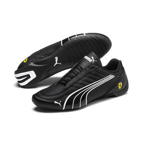 Thumbnail 3 of Scuderia Ferrari Future Kart Cat Shoes, Black-Puma White-Rosso Corsa, medium