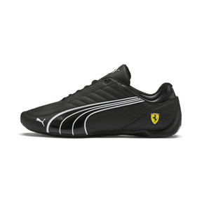 Thumbnail 1 of Scuderia Ferrari Future Kart Cat Shoes, Black-Puma White-Rosso Corsa, medium
