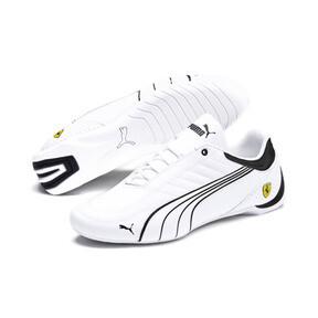 Thumbnail 3 of Scuderia Ferrari Future Kart Cat Shoes, White-Black-Galaxy Blue, medium