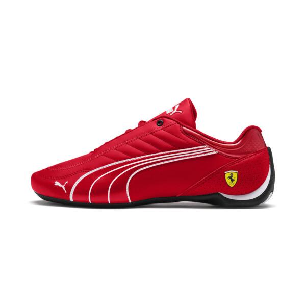 Ferrari Future Kart Cat Trainers, Rosso Corsa-Puma Black, large