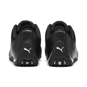 Miniatura 3 de Zapatos Scuderia Ferrari Drift Cat 5 Ultra II para JR, Puma Black-Puma White, mediano