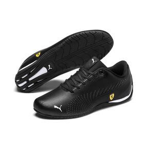 Miniatura 2 de Zapatos Scuderia Ferrari Drift Cat 5 Ultra II para JR, Puma Black-Puma White, mediano
