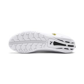 Thumbnail 4 of Scuderia Ferrari Drift Cat 5 Ultra II Shoes JR, Puma White-Puma Black, medium